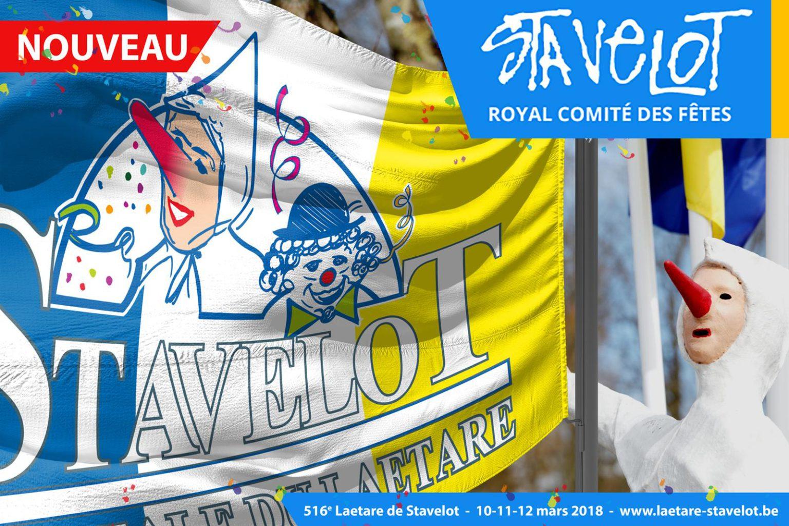 Comite-Festes-Laetare-Stavelot-Nouveaux-Drapeaux-2018